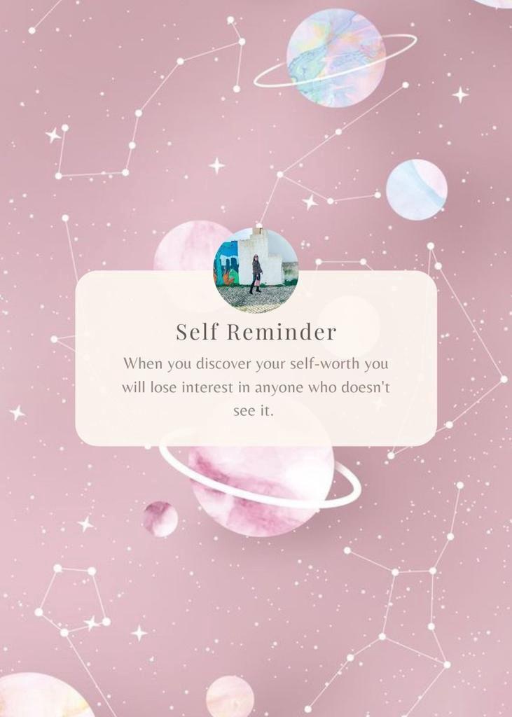 Self Reminder 1