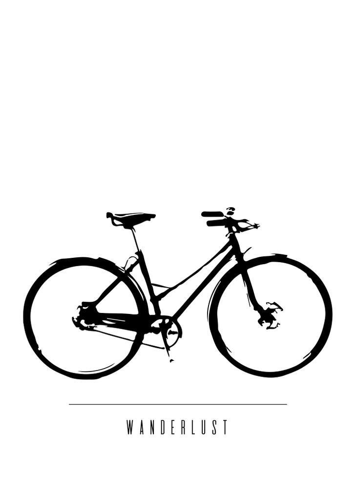 Wanderlust bicycle