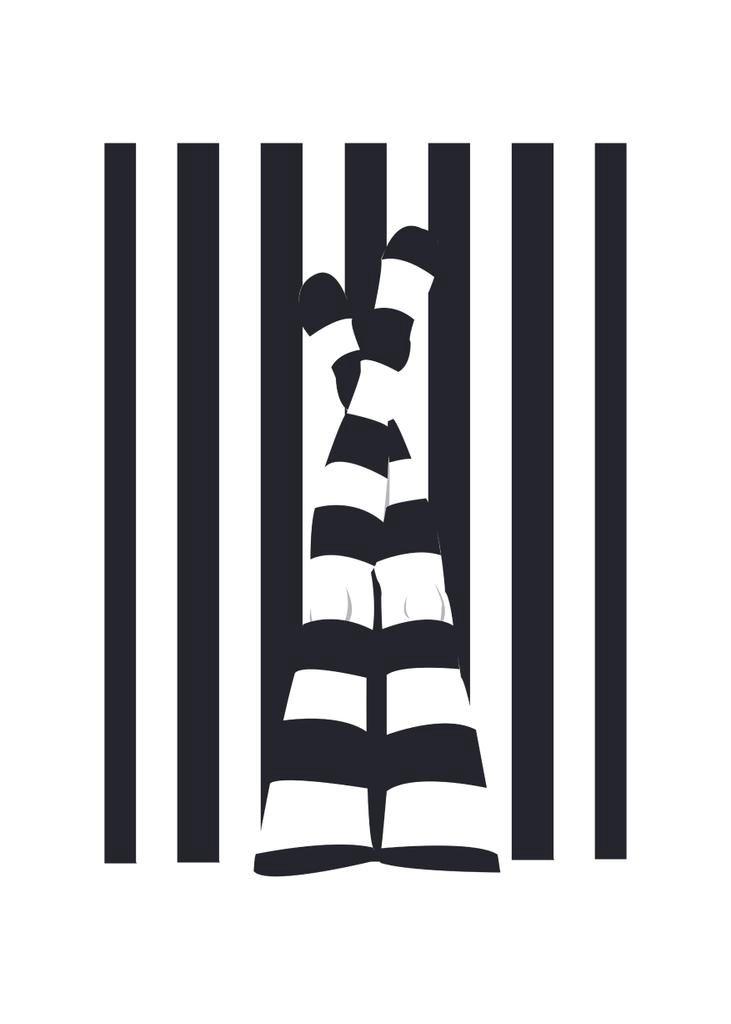 Striping Legs