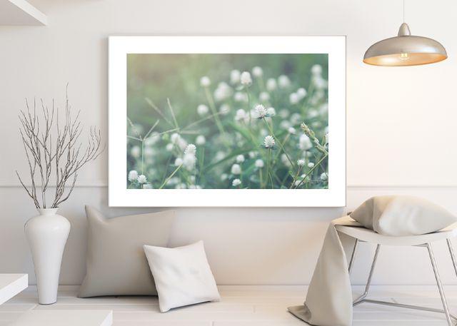 Flowering Meadow Environment