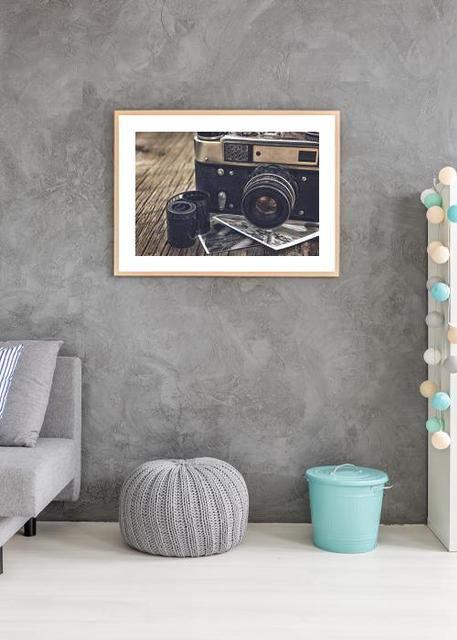 Vintage camera Environment