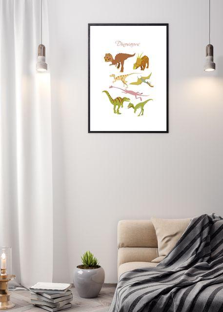 Dinosaurs Environment