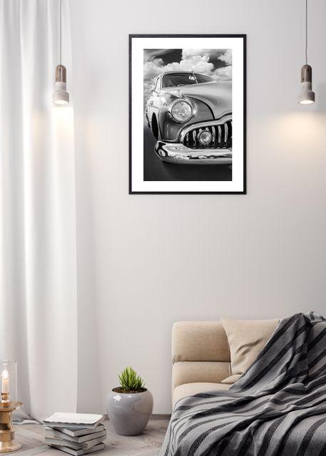 Vintage car Environment
