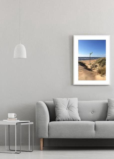Beach at Kattegatt Environment