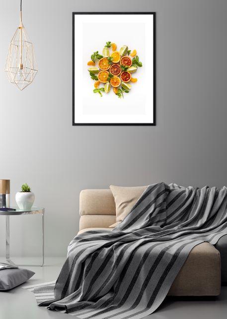 Citrus fruits Environment