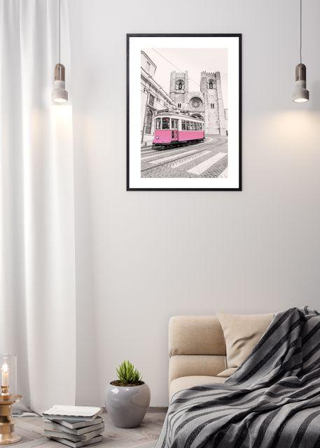 Lissabon tram Environment