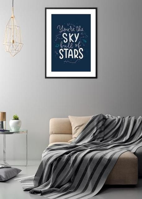 The sky full of stars Environment