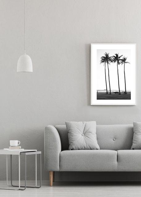 Palm treess Environment