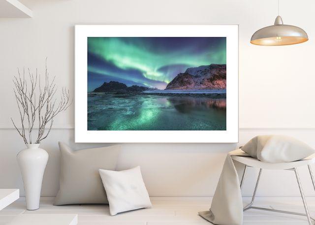 Northern Lights 2 Environment