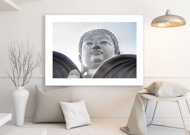 Budda statue Environment