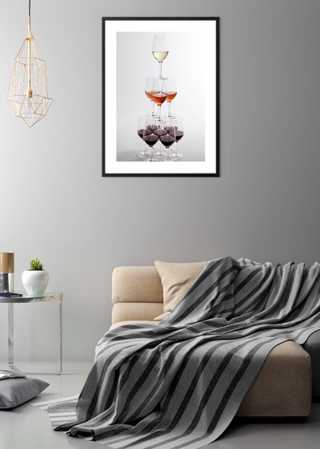 Colors of Wine Environment