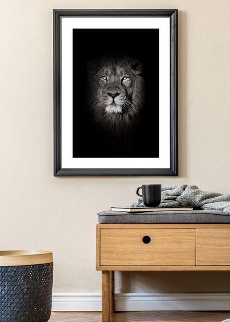 Black Lion Environment
