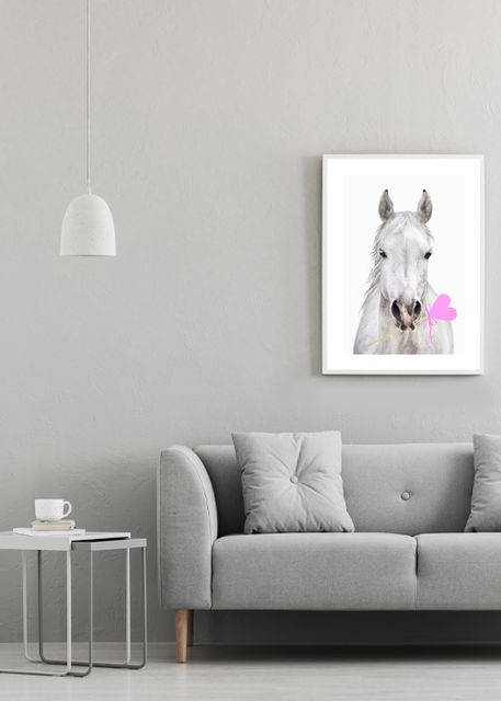 Horse with heart Environment