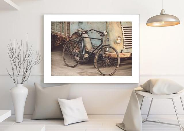 Vintage bicycle Environment