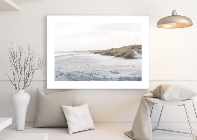 White sand Beach 1 Environment