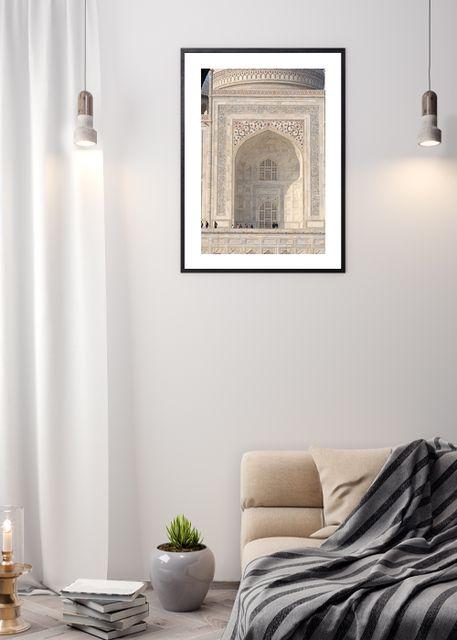 Taj Mahal Environment