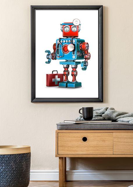 Medic Robot Environment