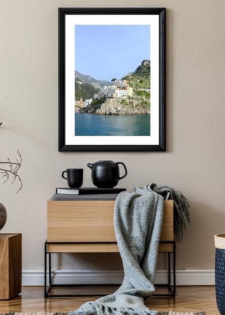 Amalfitan Coast Environment