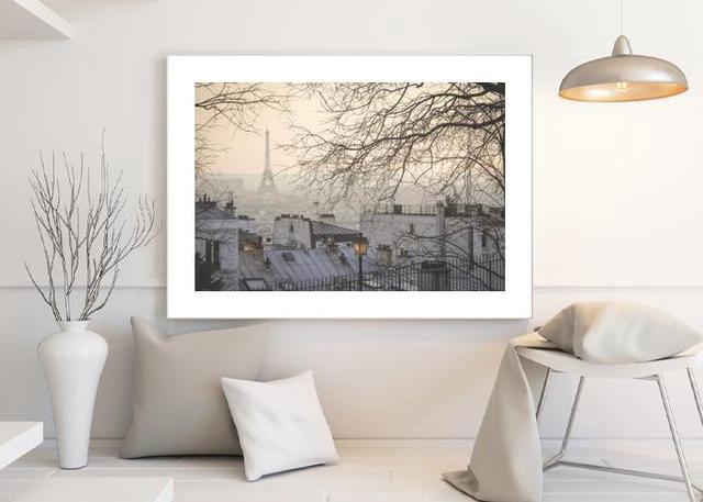 Paris view Environment