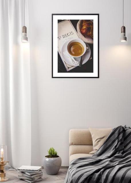 Café St Regis Environment