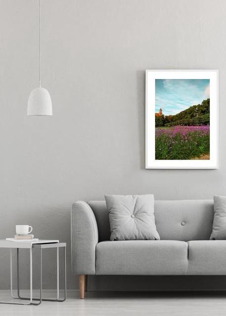 Flowery Environment
