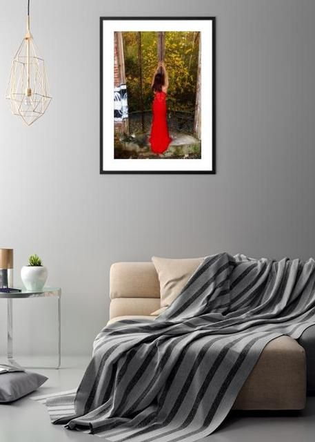 Dressed in Red Environment