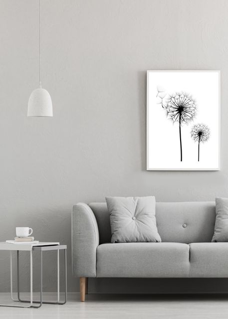 Dandelion flower Environment