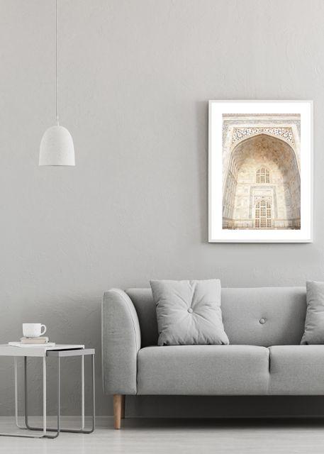 Taj Mahal 2 Environment