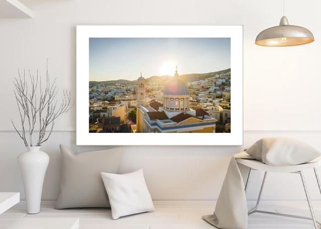 syros village  view Environment