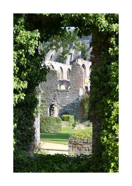 Abbay - Ruins