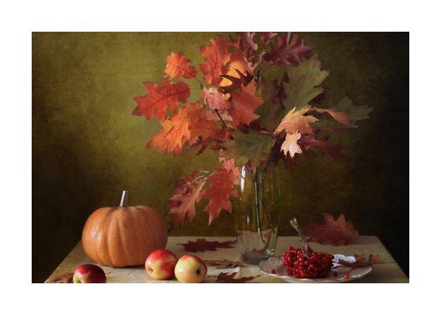 Autumn still life