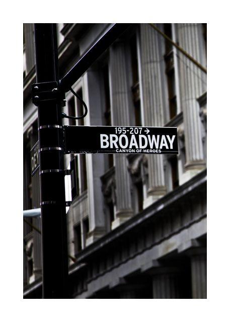 Broadway Standing