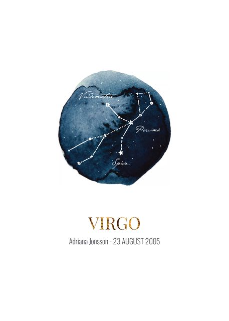 Virgo (customizable)