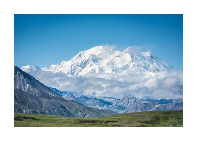 Mt. Denali - Alaska 20,310
