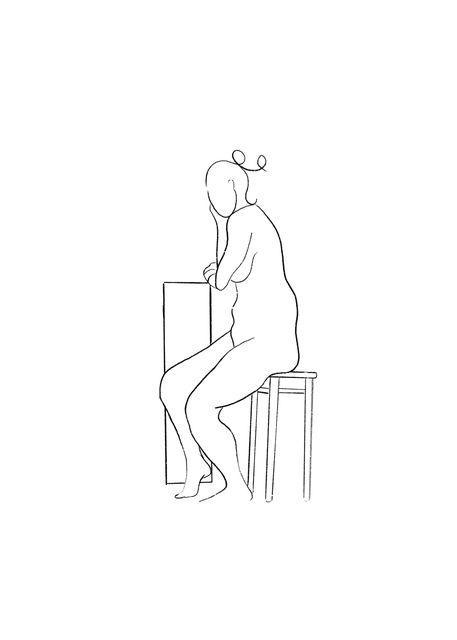 Sitting model