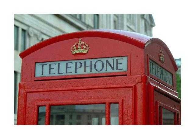 Telefonkiosk