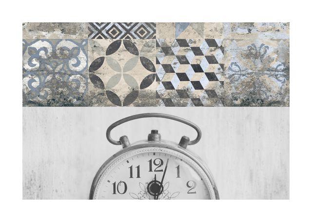 Clock retro