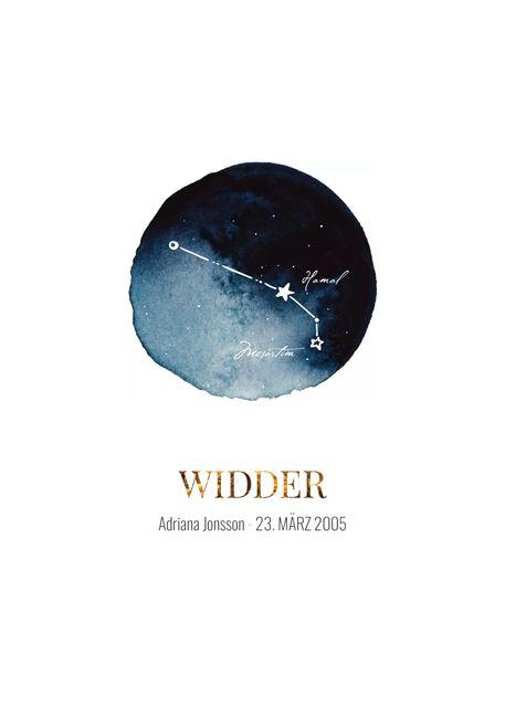 Widder (eigener text)