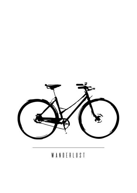 Wanderlust bicycle