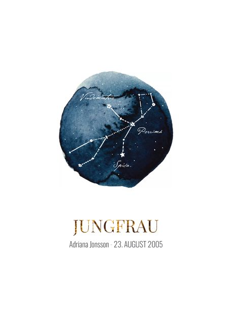 Jungfrau (eigener text)