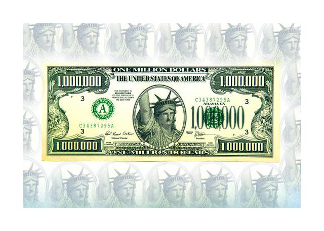 Milion dolarow