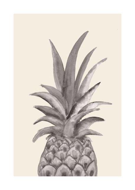 Ink Pineapple