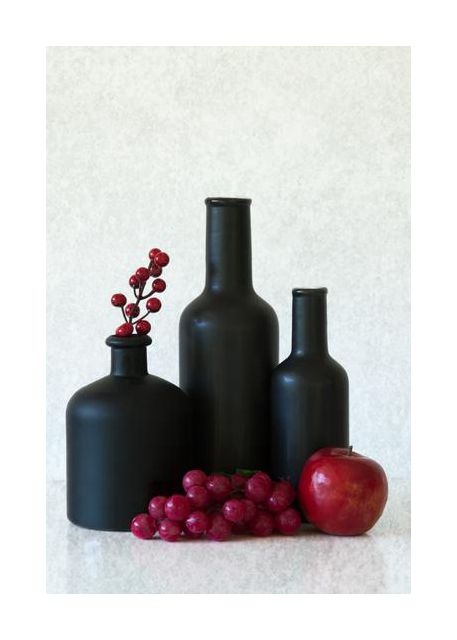 Study in Black and Red