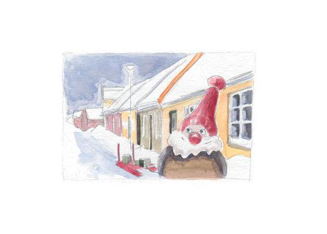 Gamleby Jul
