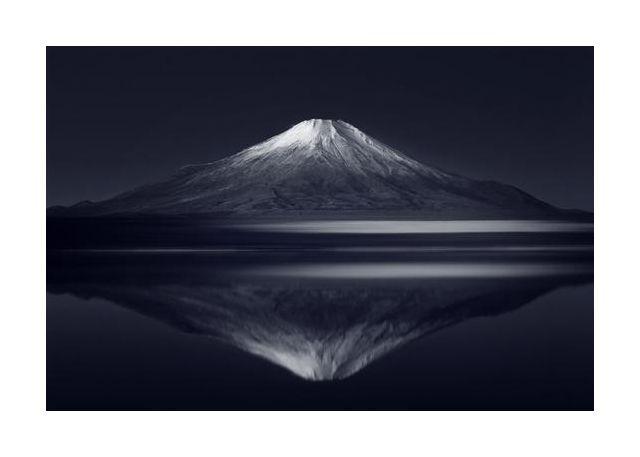 Reflection Mt. Fuji