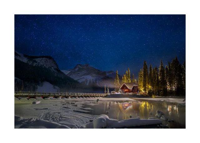 A Starry Fairytale Land
