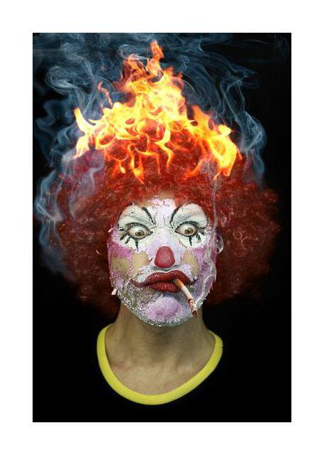 Hot Clown