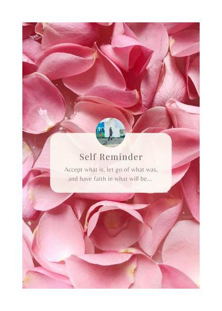 Self Reminder 3