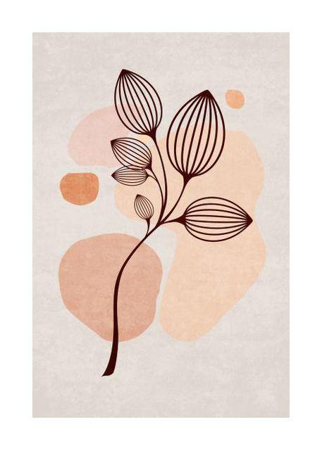 Boho Leaves 06