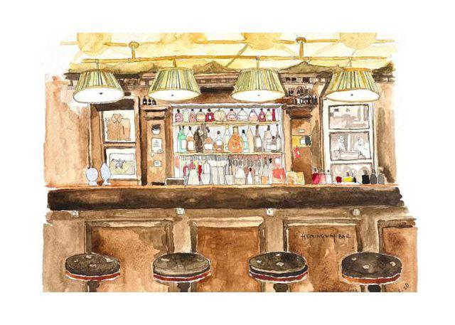 Hemingway Bar, Ritz